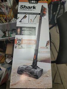 Shark Rocket Cordless Stick Vacuum Cleaner black/orange New in Box