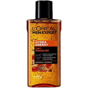 L'Oreal - Men Expert Hydra Energetic 2-In-1 Aftershave + Facecare (125ml)