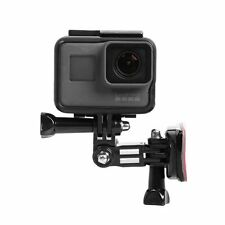 Helmet Front Mount 3 way Swivel Adjustable Bracket Buckle For Gopro Hero SJCAM
