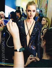PUBLICITE ADVERTISING 104  2013   ATELIER VERSACE  haute couture