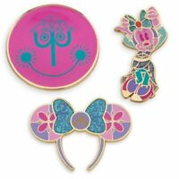 Minnie Mouse The Main Attraction Pin Set DISNEY Small World 4/12 Limited Release