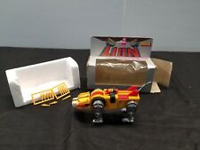 "Vintage 1981 Chogokin ""Voltron"" Yellow Lion Complete in Box SAAH05"