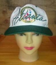 The Game Atlanta Olympic Games 1996 Hat Cap
