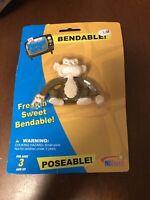 NJ Croce -  Family Guy Evil Monkey Poseable/ Bendable New in Package-