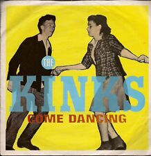 "The Kinks  Come Dancing UK 45 7"" single +Picture Sleeve +Noise"