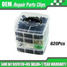 620Pcs/Set Plastic Auto Fasteners Car Bumper Fender Repair Parts Clips 24 Kinds