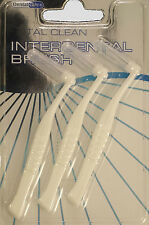 3 Pack of INTERDENTAL BRUSHES >> BUY 3 PACKS GET ONE FOR FREE!!!