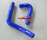 BLUE Silicone Radiator Hose FOR MITSUBISHI Triton MK V6 3.0 6G72 Petrol 96-06
