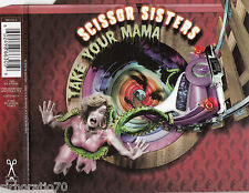 SCISSOR SISTERS Take Your Mama CD Single