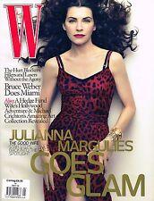 W Magazine JULIANNA MARGULIES Coco Rocha GUINEVERE VAN SEENUS Dree Hemingway NEW
