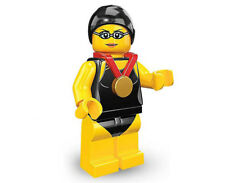 LEGO Minifigures: Series 7 [8831] - #1 Swimming Champion