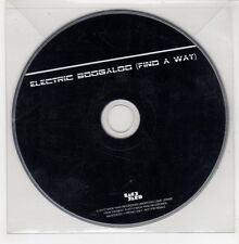 (GO948) Electric, Boogaloo (Find A Way) - 2010 DJ CD