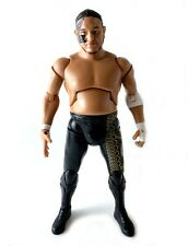 Samoa Joe TNA Jakks Deluxe Impact Series 1 Action Figure WWE Wrestler DA NXT