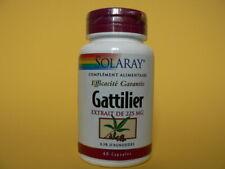3 BOITES Gattilier 225 mg - 60 gélules (femme pour période de règles.)