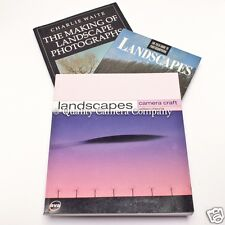 Landscape Photography 3 Volume Book Set - LOOK, READ, LEARN, IMPROVE, SHOOT!!!!