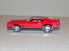 HOT WHEELS 1:64 DIAMONDS ARE FOREVER '71 FORD MUSTANG MACH 1 REAL RIDERS