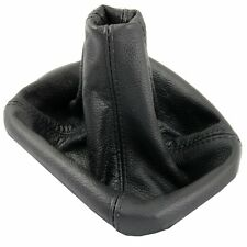 FORD MONDEO MK4 07-13 GEAR GAITER SHIFT BOOT BLACK ST GENUINE LEATHER BRAND NEW