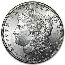 1886-S Morgan Dollar BU - SKU #26655