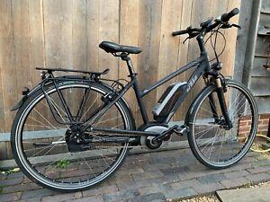2015 KTM Macina NuVinci eBike - 700c Electric Town Hybrid Road Bike - 85 Miles