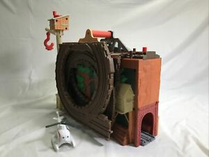 Thomas The Train Take N Play Rescue From Misty Island Incomplete W/ Harold DFM65