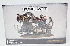 Warhammer Ogre Kingdoms Iron Blaster
