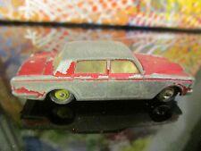 Rolls Royce Silver Shadow No 24 Matchbox Lesney Diecast Car~