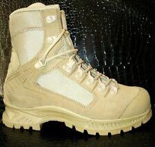 Chaussures de combat TREK CHAUD -Meindl Désert Défence sable- EUR 40 UK 6,5
