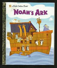 Little Golden Book- Noah's Ark {1st Random House Edition -2003}, Like New