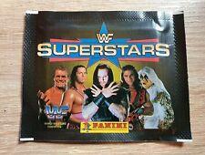 Panini 1 Tüte WWF Superstars Bustina Pochette Packet Wrestling WWE Topps Merlin