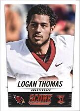 2014 Score #400 Logan Thomas RC Rookie Cardinals