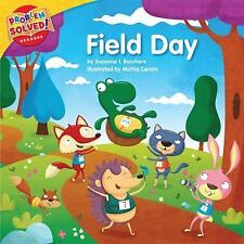 Problem Solved! Readers: Field Day by Suzanne I. Barchers (2012, Paperback)