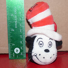 Collectible Keyring Dr.Seuss Cat in the Hat ! Approx. 4''