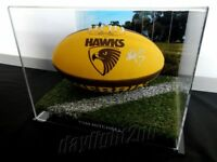 ✺Signed✺ TOM MITCHELL Hawthorn Hawks Football PROOF COA 2020 Jumper AFL