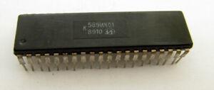 K589IK01 MCU - Intel 3001 clone 2-bit CPU-BSP Chipset 3000 USSR Soviet Russian
