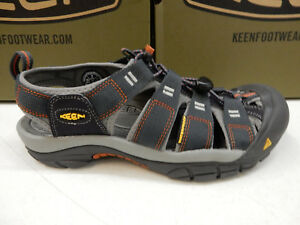 Keen Mens Newport H2 India Ink Rust Size 10.5