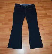 GAP Curvy Women's sz 31 / 12a STYLISH Denim JEANS   EUC