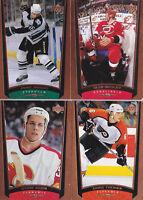 98-99 Upper Deck Jamie Wright /100 UD Exclusives Dallas Stars 1998