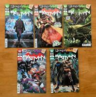BATMAN 95, 96, 97, 98, 99, JOKER WAR Main Cover A 1st Prints DC NM