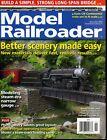 Model Railroader Magazine November 2020 Better scenery made easy