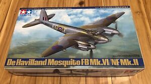 Tamiya 1/48 Mosquito FB.VI with lots of aftermarket extras
