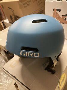 ! Giro Ledge MIPS Womens Small Snow Ski Snowboarding Helmet Matte Powder Blue