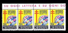ERINNOFILIA - CROCE ROSSA ITALIANA -  LIRE 10  - 24