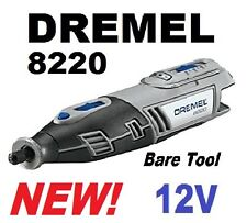 NEW! Dremel 12V 12 Volt MAX Cordless Lithium-Ion Rotary Tool 8220 (Tool Only)