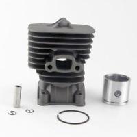 Cylinder Piston Kit For Husqvarna 125R 125RJ 128C 128L 128LD 128R Chainsaws Part