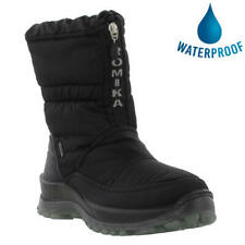 Romika Alaska 118 Womens Ladies Black Waterproof Snow Boots Size UK 6-8