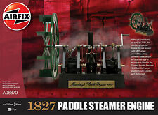 Airfix 1827 Maudslay's Paddle Steamer Engine Plastic Model A08870