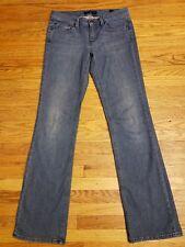 Marc Jacobs Angela 001 Low Rise Bootcut Stretch Jeans 27 EUC