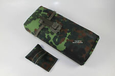 New Hensoldt Rifle Scope Storage Box Heckler & Koch In Erbsentarn Camoflage