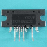 2PCS FSFR1800XSL IC FAIRCHILD SIP-9