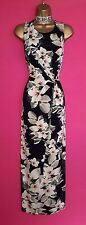 """ WALLIS "" maxi floral summer DRESS  SZ-UK-10 EUR-38 US-6"